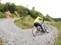 Mountain Biking in the world class venue of the Coed-Y-Brenin forest