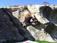 Bouldering near Llanberis