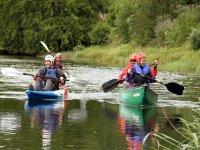 Kaykaing & Canoeing