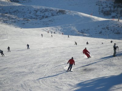 Outdoor Discovery Skiing
