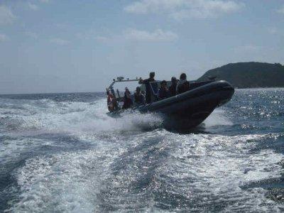Cornwall Watersports Powerboating