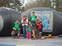 Laser Tag experience for everyone