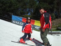 Skiing classes for all on our dry slopes