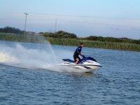 Water motorbiking