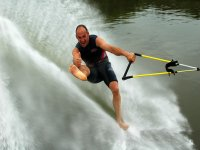 Barefoot, water-ski, Wakeboard