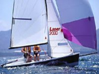 Laser 2000 3 Sail Experience