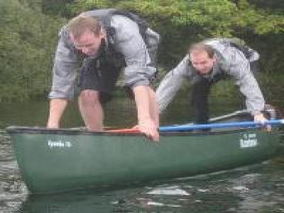 Mere Mountains Canoeing
