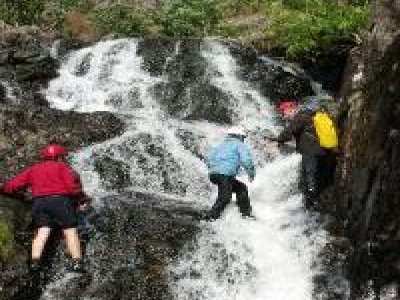 Mere Mountains Canyoning