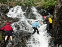 Scale the waterfalls of these beautiful gorges