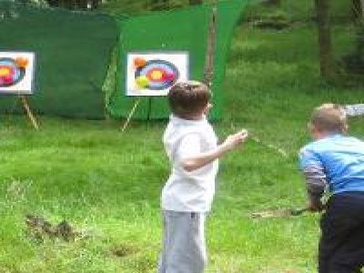 Mere Mountains Archery