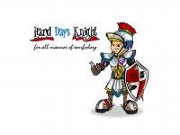 Hard Days Knight Archery