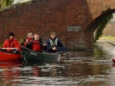 Pursuit of Potential Canoeing