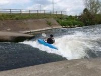 Tackling the rapids