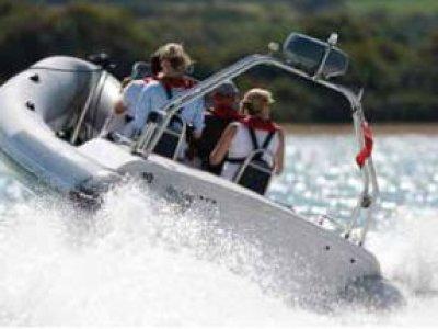 Brandy Hole Powerboating