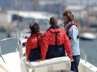 RYA powerboating tuition