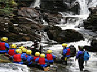Outlook Adventures Scotland Canyoning