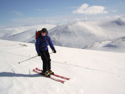 Active Outdoors Pursuits Skiing