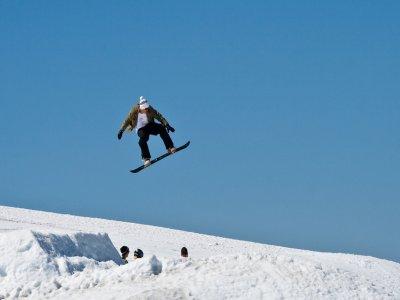 Active Outdoors Pursuits Snowboarding