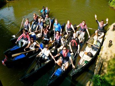 Back of Beyond Adventures Canoeing