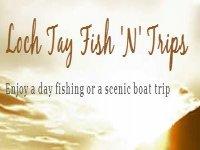 Loch Tay Fish 'N' Trips Boat Trips