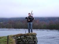 Authentic Scottish tourism
