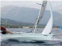 Sailing along the breathtaking coast