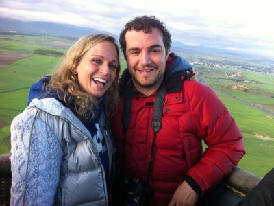 VIP Hot Air Balloon Flight, Madrid. Couple Ticket