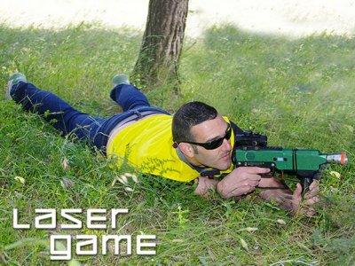 Laser Game Tarragona
