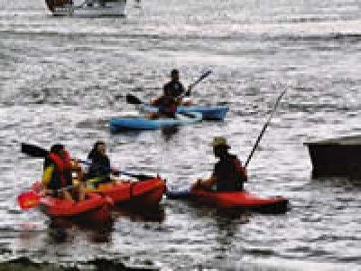 Swansea Watersports Kayaking