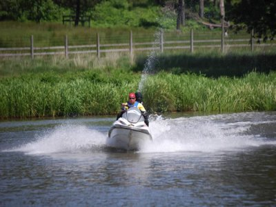 Swansea Watersports Jet Skiing