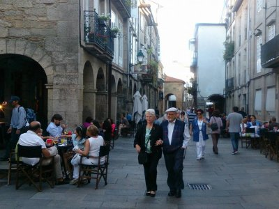 Camino Secreto de Santiago