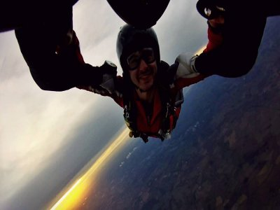 University of Nottingham Sport Skydiving