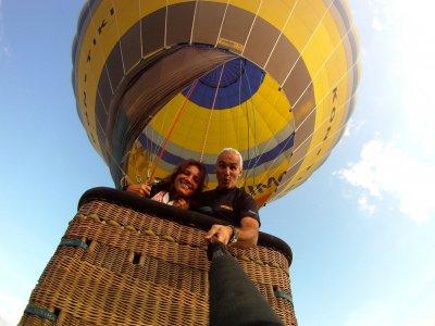 Balloon Ride in Montseny-Cardedeu Pics + Diploma