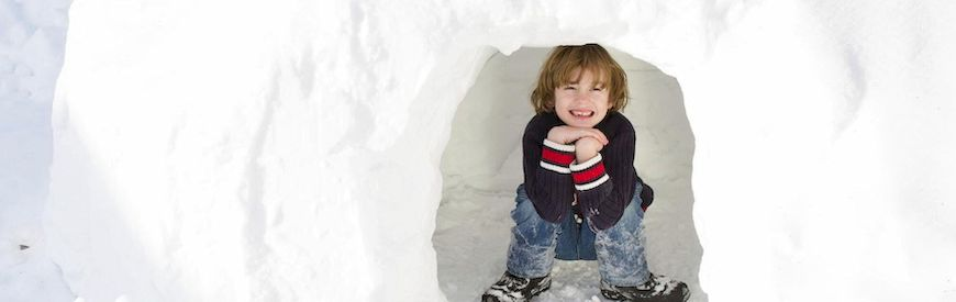 Offers of Building an Igloo  Huesca