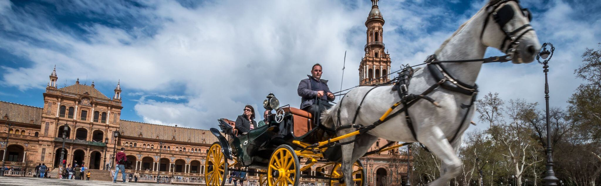 Carriage Riding in Lleida