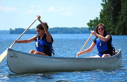 Canoeing in United Kingdom