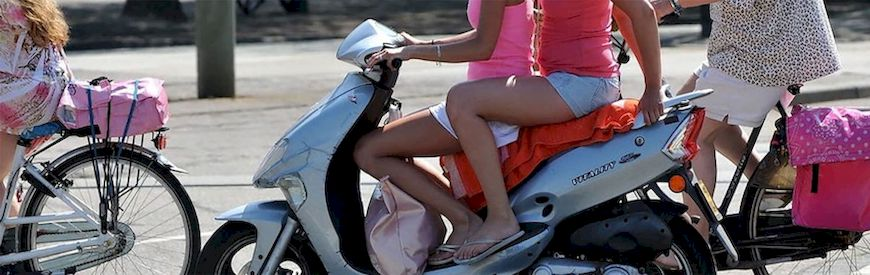 Offers of Scooter Rental  Cataluña