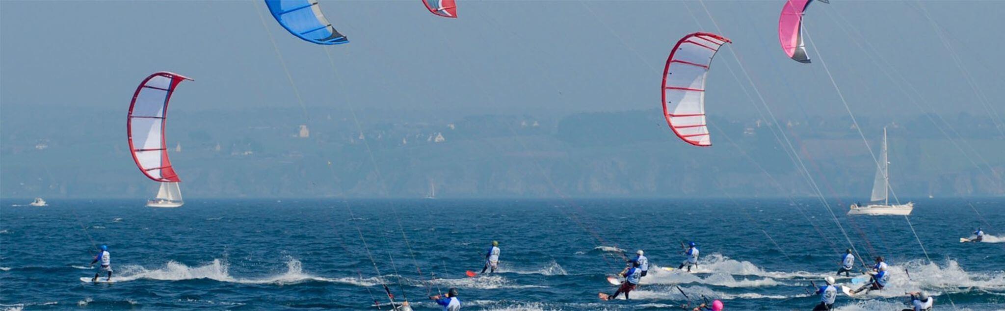 Kitesurfing Camps in Spain