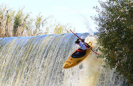 Kayaking in United Kingdom