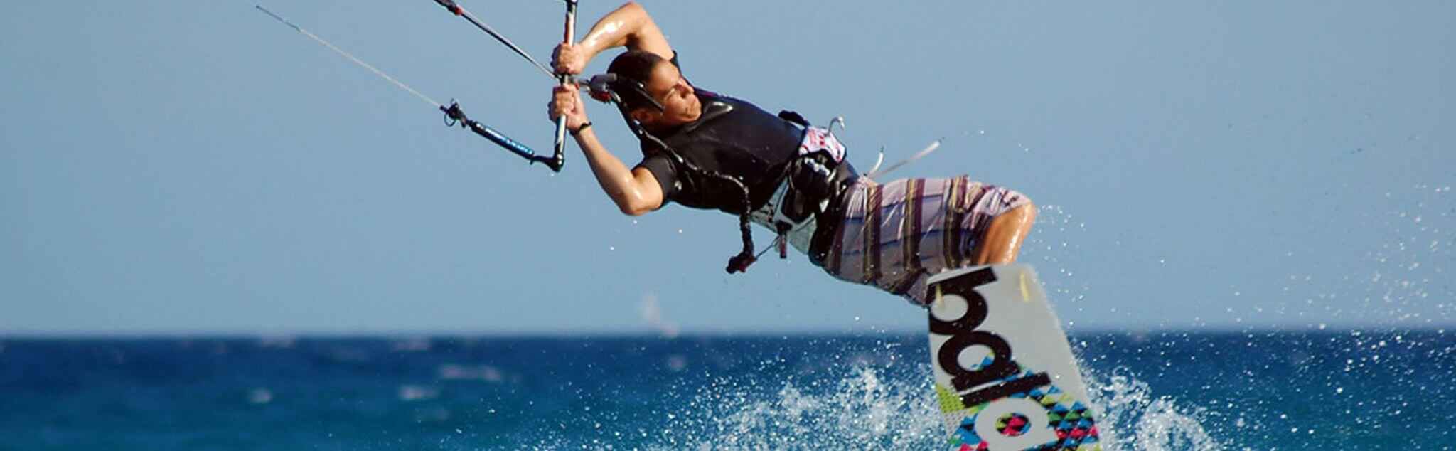 Kitesurfing in United Kingdom