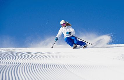 Skiing in United Kingdom
