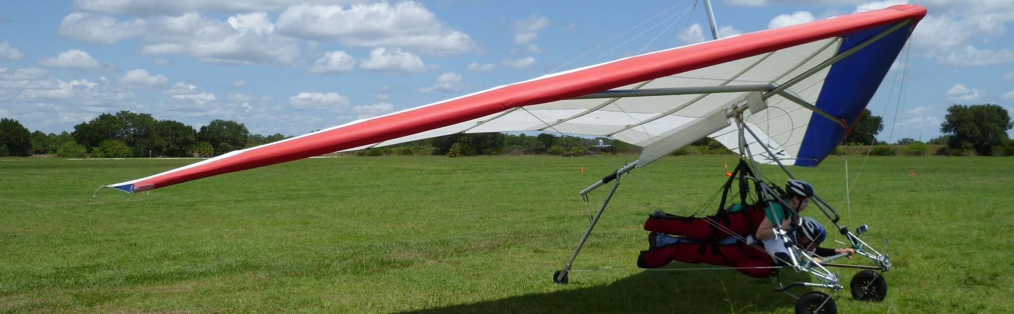 Hang Gliding in Norfolk