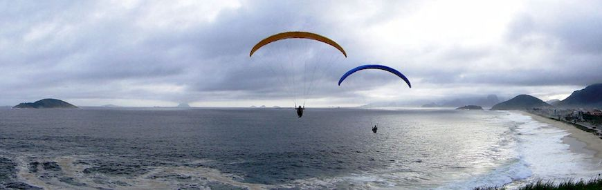 Offers of Paragliding  Gijón