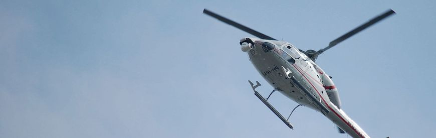 Offers of Helicopter Flights  Tenerife