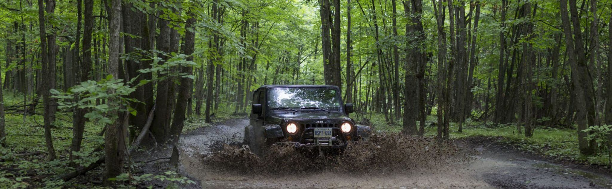 4x4 Tours in Worcestershire