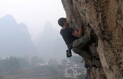 Climbing in United Kingdom