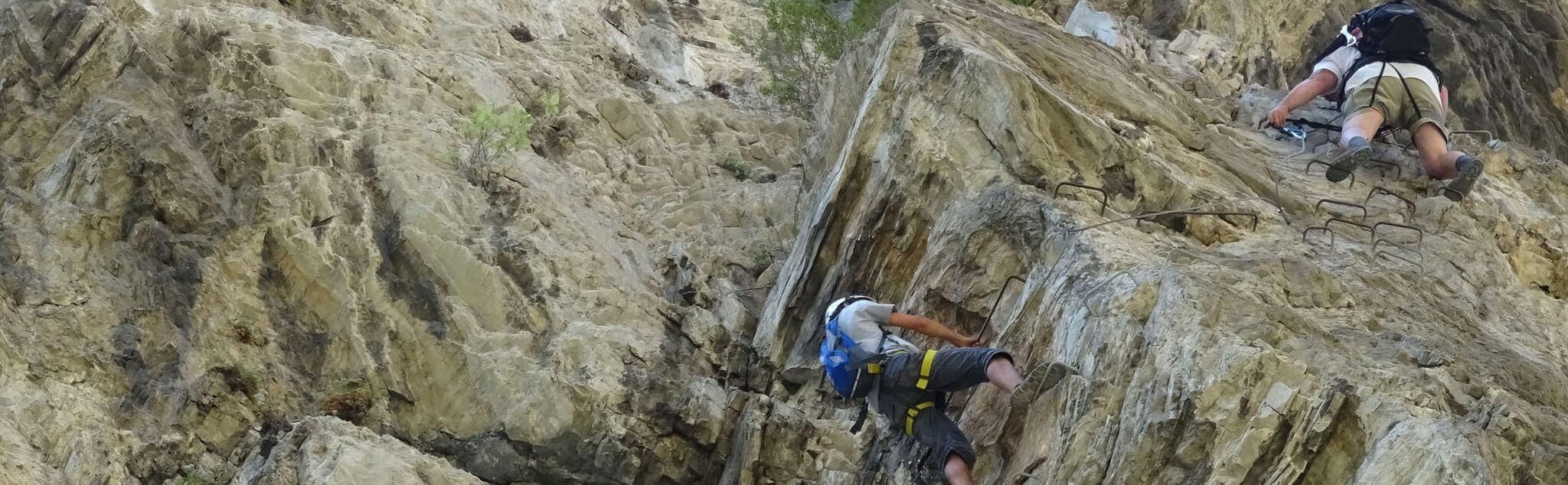 Via Ferrata in Córdoba