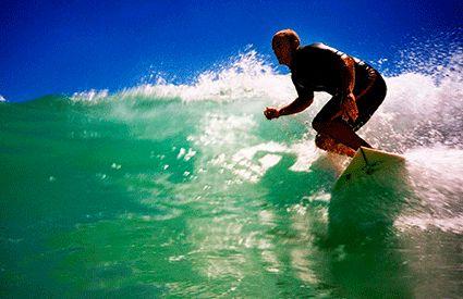 Surfing in United Kingdom