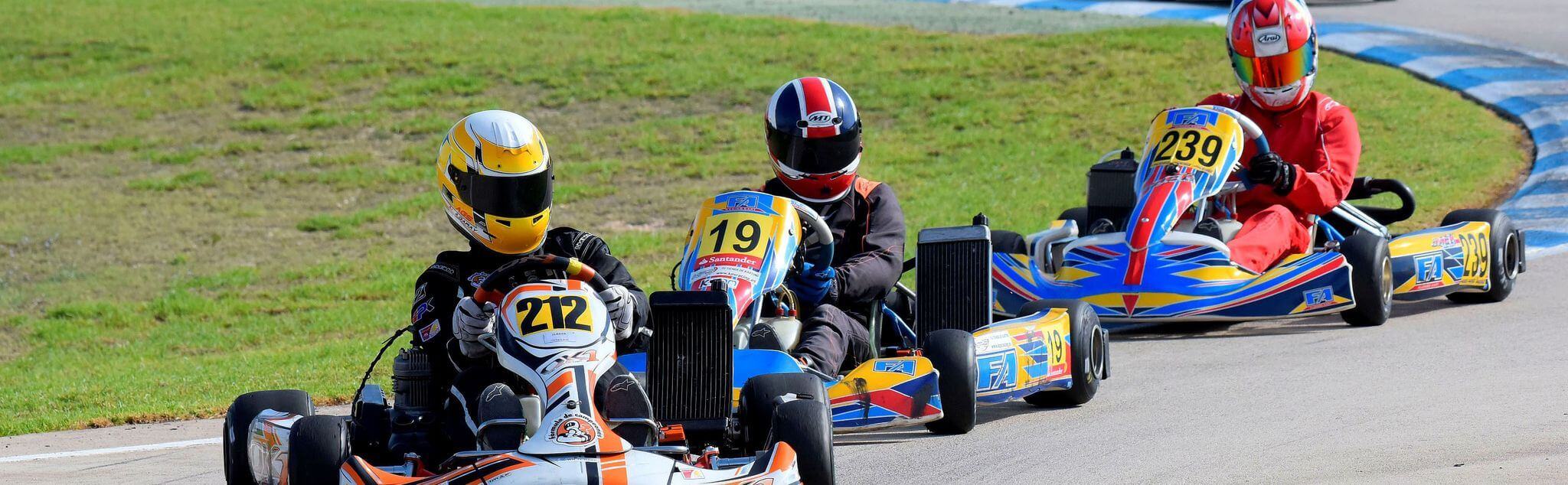 Karting in Dumfries and Galloway