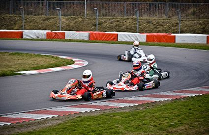 Karting In East Of England